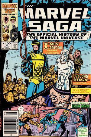 Marvel Saga 6-A