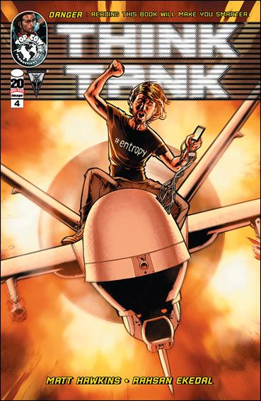 Think Tank 4-A by Top Cow