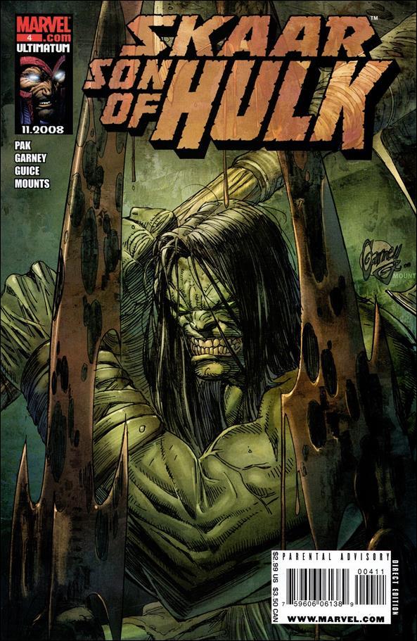 Skaar: Son of Hulk 4-A by Marvel