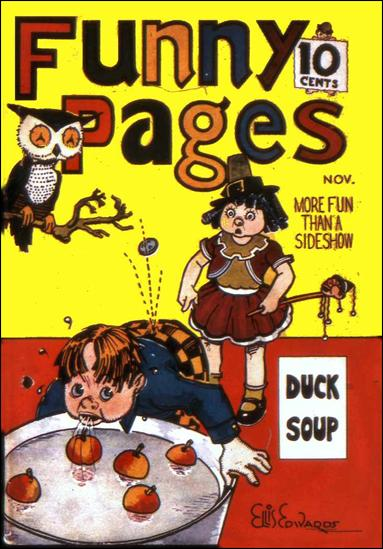 Funny Pages (1936) 6-A by Centaur Publications Inc.
