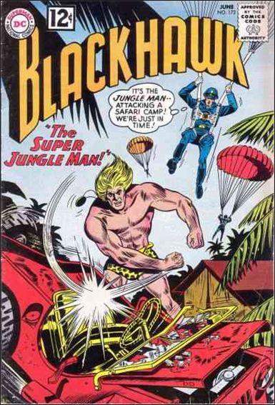 Blackhawk (1944) 173-A by DC