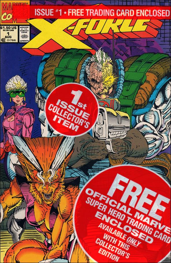 X-Force (1991) 1-A by Marvel