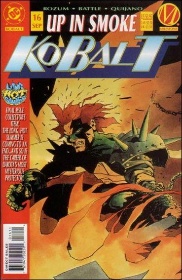 Kobalt 16-A by Milestone