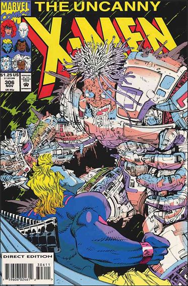 Uncanny X-Men (1981) 306-A by Marvel
