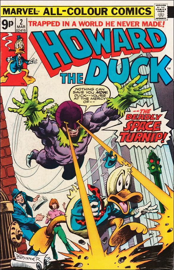 Howard the Duck (1976) 2-B by Marvel