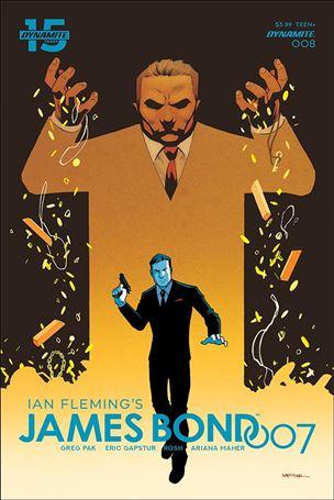 James Bond 007 8-D
