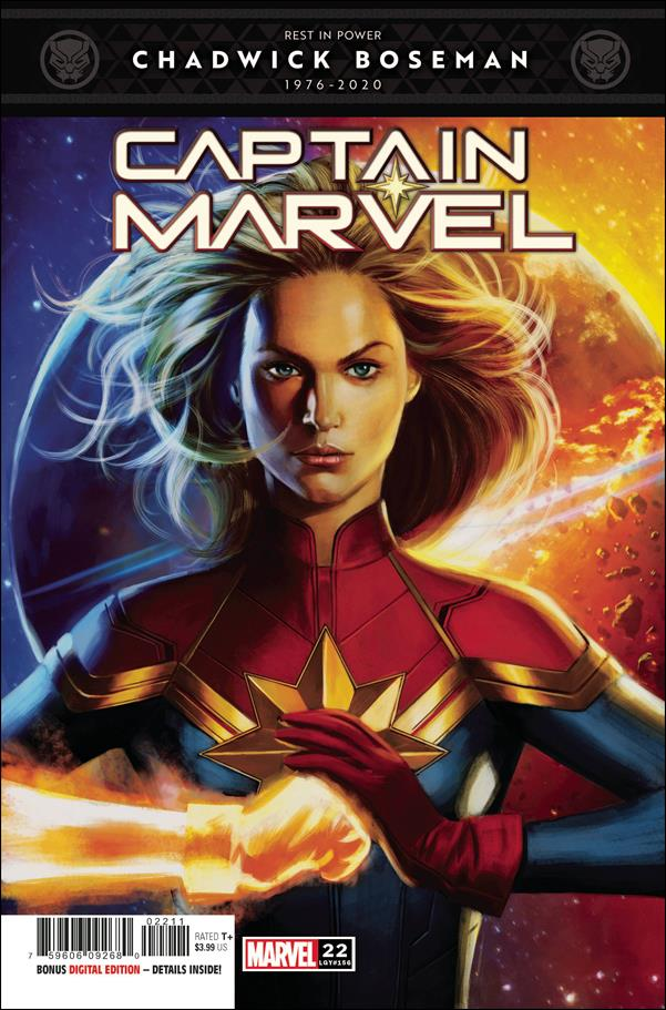 Captain Marvel (2019) 22-A by Marvel