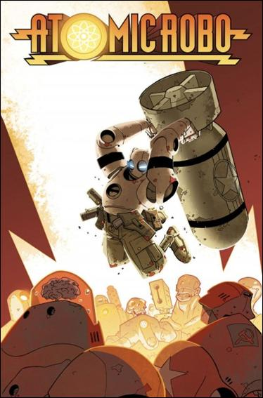 Atomic Robo 1-B by Red 5 Comics