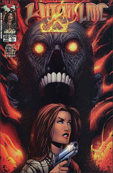 Witchblade 48-A by Top Cow