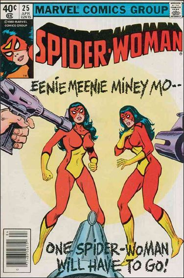 Spider-Woman (1978) 25-A by Marvel