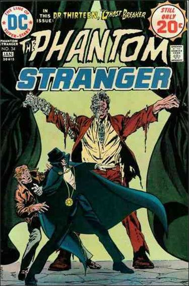 Phantom Stranger (1969) 34-A by DC