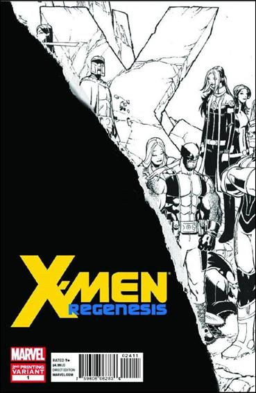 X-Men: Regenesis 1-D by Marvel