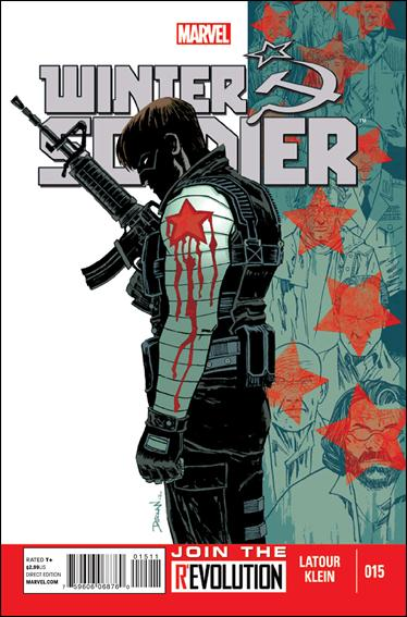 Winter Soldier 15-A by Marvel