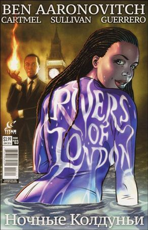 Rivers of London: Night Witch 3-A
