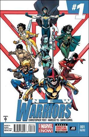 New Warriors (2014) 1-F
