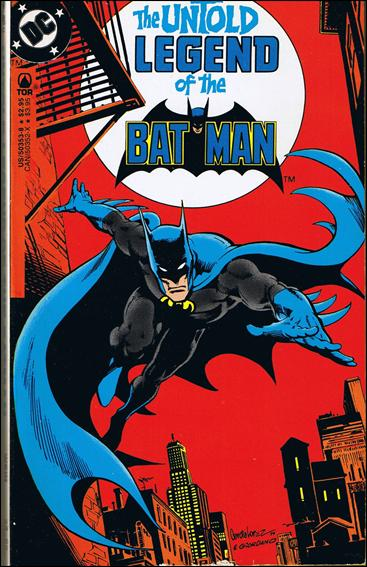 Untold Legend of the Batman nn-A by Tor Books
