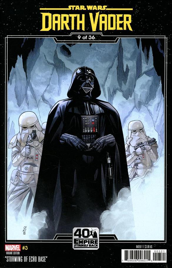 Star Wars: Darth Vader 3-B by Marvel