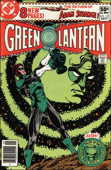 Green Lantern (1960) 132-A by DC