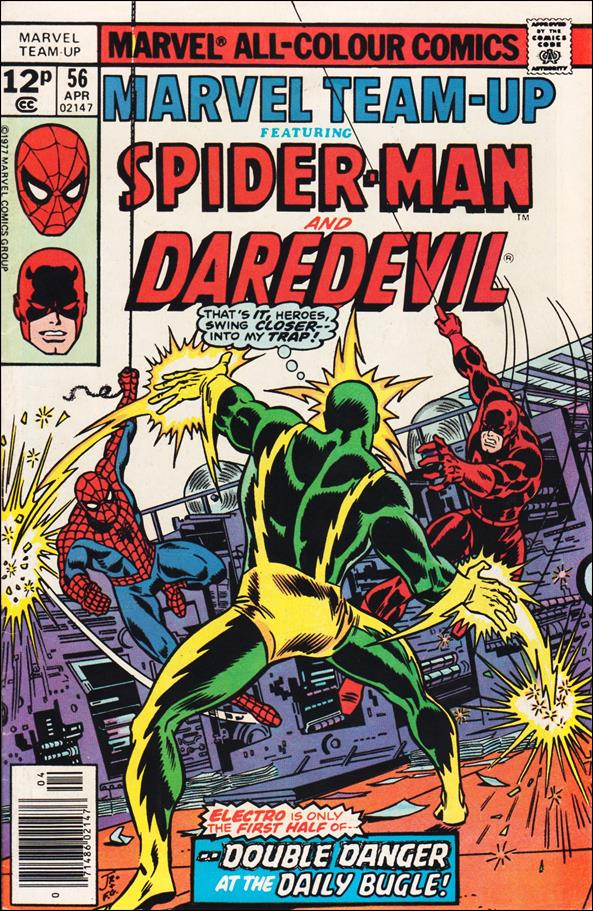 Marvel Team-Up (1972) 56-B by Marvel