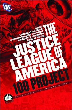 Justice League of America 100 Project nn-A by DC