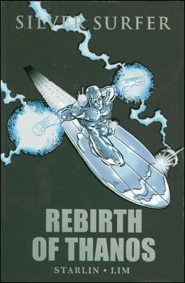 Silver Surfer: Rebirth of Thanos nn-A by Marvel