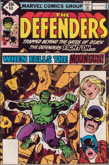 Defenders (1972) 68-B by Marvel