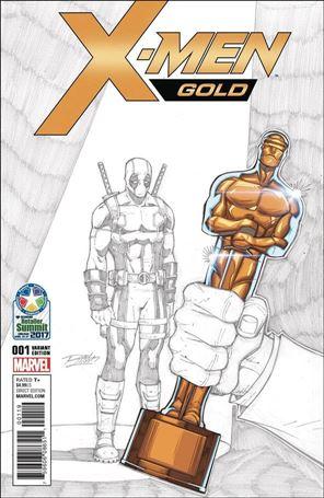 X-Men: Gold (2017) 1-H