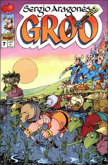 Sergio Aragones Groo (1994) 7-A by Image