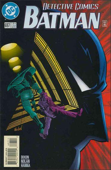 Detective Comics (1937) 697-A by DC