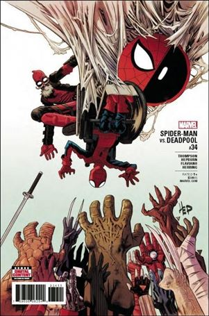 Spider-Man/Deadpool 34-A