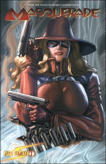 Masquerade (2009) 1-D by Dynamite Entertainment