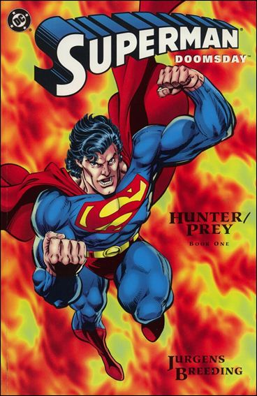 Superman/Doomsday: Hunter/Prey 1-A by DC
