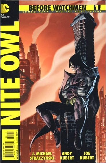 Before Watchmen: Nite Owl 1-C by DC