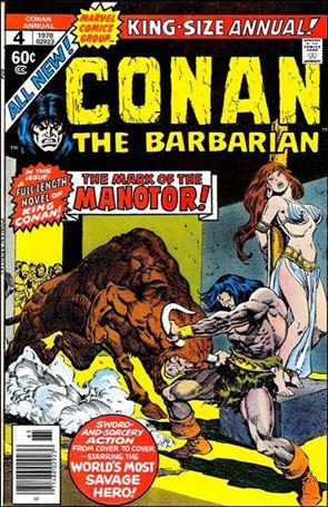 Conan Annual 4-A