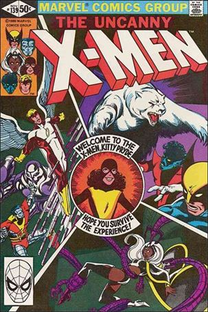 X-Men (1963) 139-A
