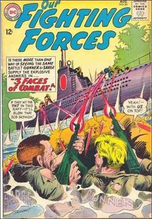 Our Fighting Forces (1954) 86-A