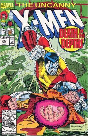 Uncanny X-Men (1981) 293-A