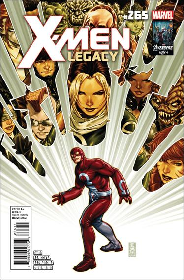 X-Men Legacy (2008) 265-A by Marvel