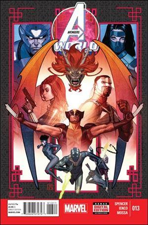 Avengers World 13-A