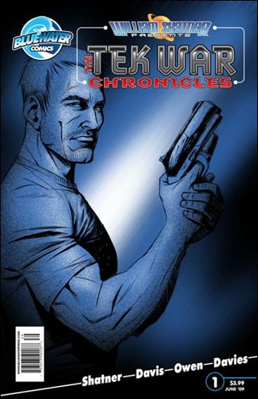 William Shatner Presents: The Tek War Chronicles 1-C by Bluewater Comics