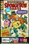 SpongeBob Comics Annual 1-A