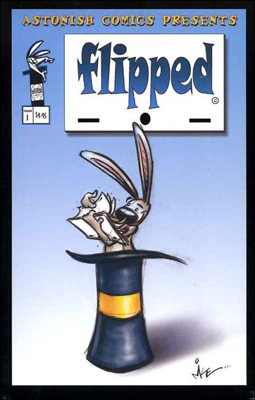 Flipped 1-A by Astonish Comics
