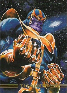 1993 Marvel Masterpieces (Base Set) 35-A by SkyBox