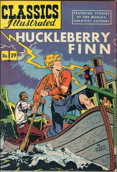 Classic Comics/Classics Illustrated 19-I by Gilberton