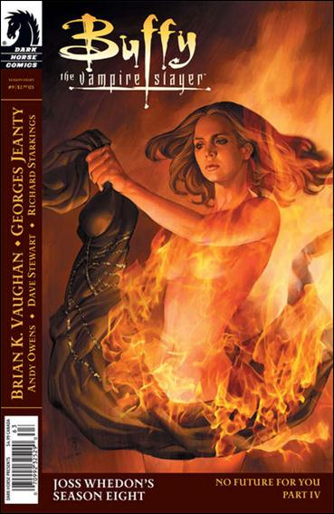 Buffy the Vampire Slayer Season Eight 9-A by Dark Horse