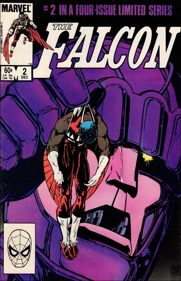 Falcon 2-A by Marvel