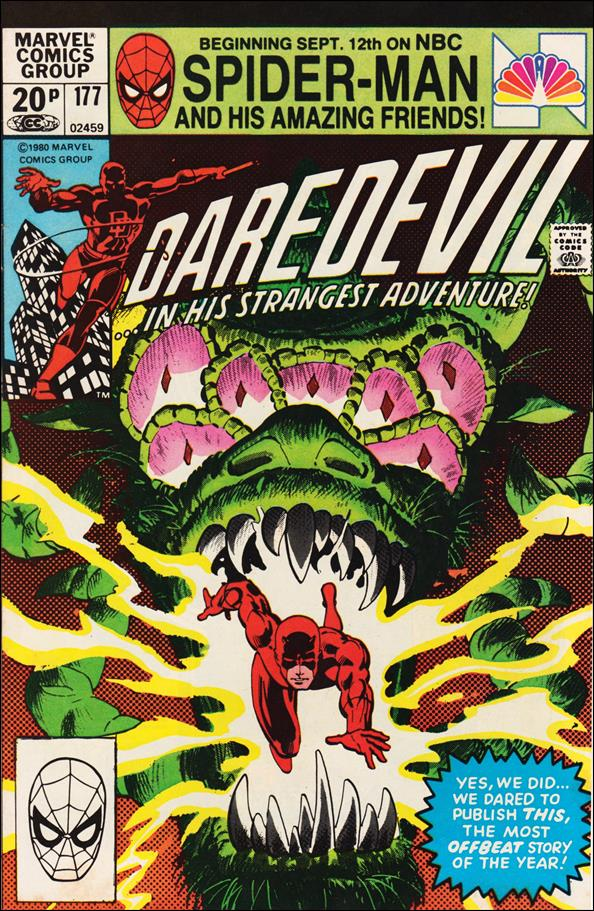 Daredevil (1964) 177-B by Marvel