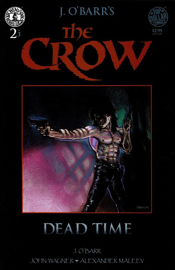 Crow: Dead Time 2-A by Kitchen Sink