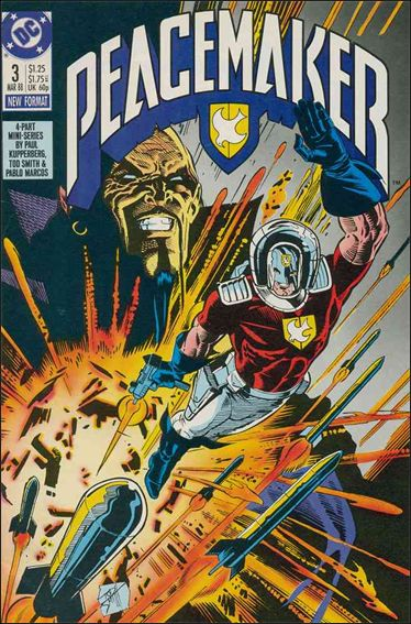 Peacemaker (1988) 3-A by DC