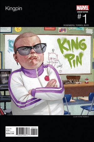 Kingpin (2017) 1-B